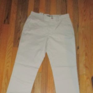 NWT mens tan dress pants by kirkland size 30x34